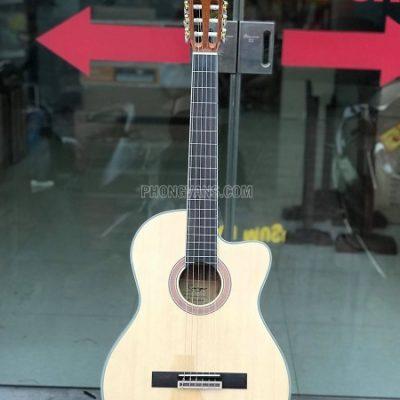 Đàn guitar classic Saiger gỗ óc chó walnut CG-220-39