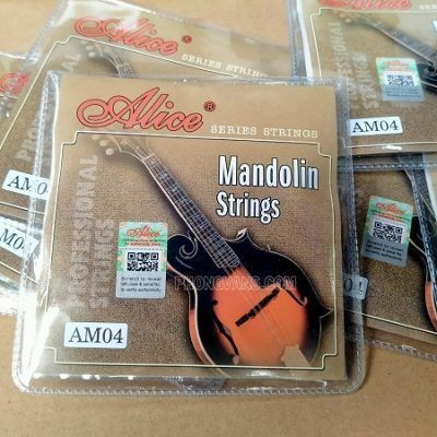 Bán sỉ dây đàn mandolin strings Alice AM04