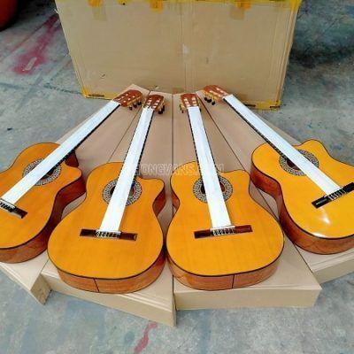 Bán sỉ lẻ đàn guitar classic Tagima cutaway giá rẻ