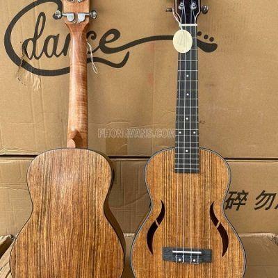 Bán sỉ lẻ đàn Ukulele Irin gỗ walnut óc chó size 23 và 26