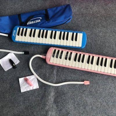 Kèn melodica Victoria  37 phím màu xanh hồngdata-cloudzoom =