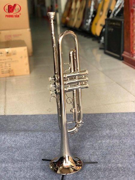 Kèn trumpet trắng hãng Laiiman France