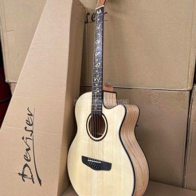 Bán buôn đàn guitar acoustic chính hãng Deviser giá tốt