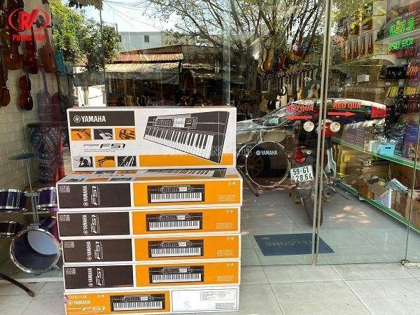 Bán sỉ buôn đàn organ Yamaha F51 giá tốt
