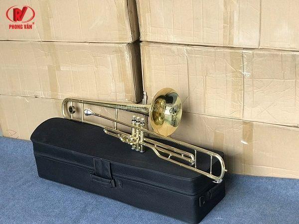 Bán sỉ lẻ kèn trombone phím bấm Victoria VTB-888EX