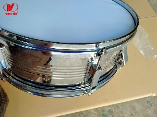 Bán sỉ lẻ trống Snare inox 14in
