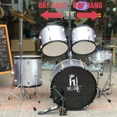 Bộ dàn trống jazz drum ht music
