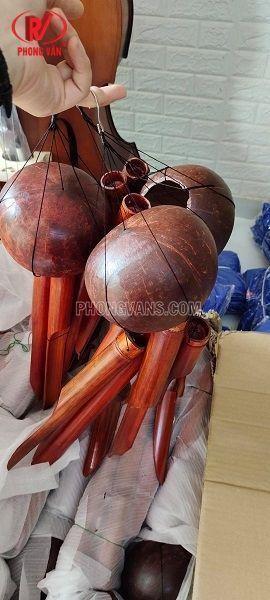 Bán sỉ chuông gió ống nứa hàng Việt nam xuất khẩu
