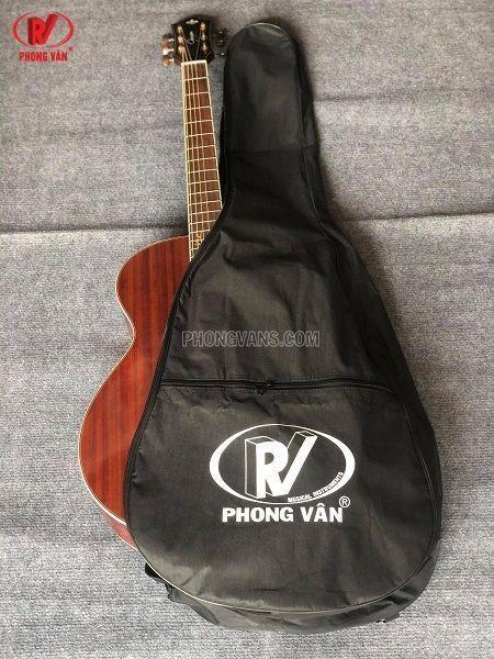 Bao vải đựng đàn guitar 1 lớp Phong Vân
