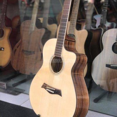 Đàn guitar acoustic gỗ điệp cao cấp