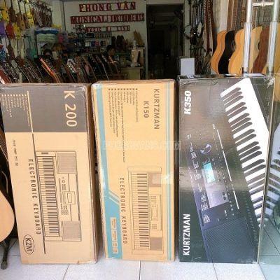 Phân phối sỉ đàn organ Kurtzman K150 K200 K250 K300 K350