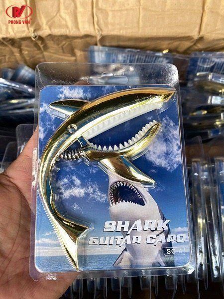 Bán sỉ capo cá mập kẹp guitar giá rẻ