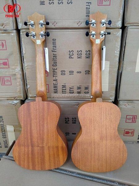 Bán sỉ đàn ukulele gỗ mahogany hãng HT MUSIC