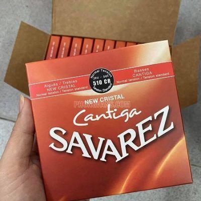 Bán sỉ lẻ dây đàn guitar classic Savarez chính hãng