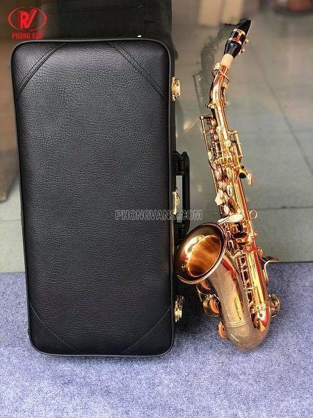 Giá kèn saxophone soprano cong hãng Yamaha