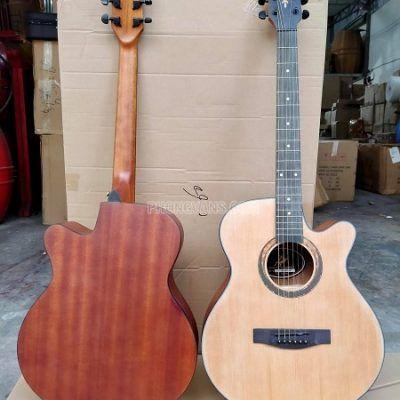 Bán sỉ đàn guitar acoustic Swift Horse BL281C