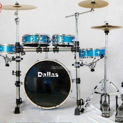 Bán sỉ lẻ trống jazz Dallas mẫu mới