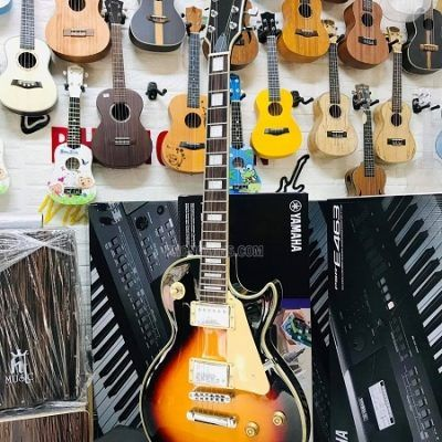Đàn guitar điện electric Aria dáng les paul