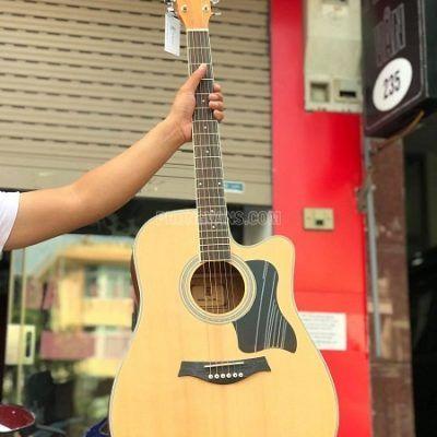 Đàn guitar acoustic chính hãng HT MUSIC gỗ mahoganydata-cloudzoom =
