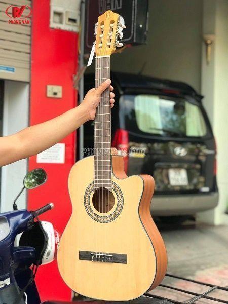 Đàn guitar classic dáng khuyết chính hãng HT MUSIC