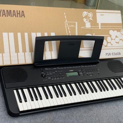 Đàn organ Yamaha PSR-E360B